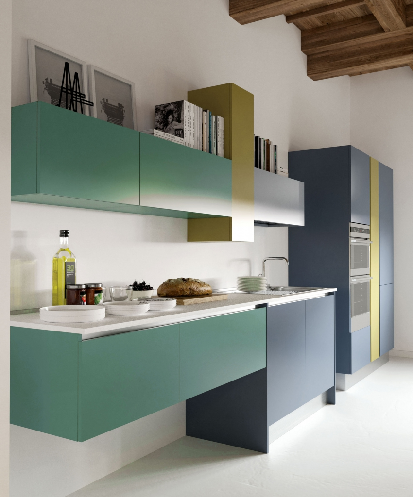 Beautiful soprammobili per cucina images ideas design for Soprammobili design