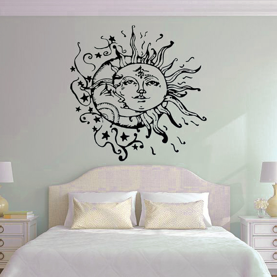 Stencil Parete Camera Da Letto - Home Design E Interior Ideas ...